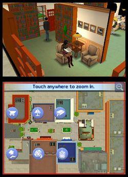 Les Sims 3 3DS (2)