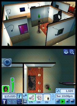 Les Sims 3 3DS (3)