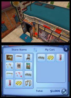 Les Sims 3 3DS (4)