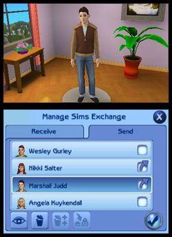 Les Sims 3 3DS