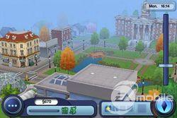 Sims 3 iPhone EA Mobile 03