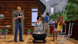 Les Sims 3 PS3-Xbox 360