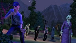 Les Sims 3 Super Pouvoirs (7)