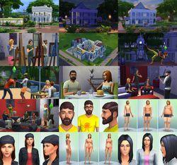 Les Sims 4 - 1