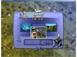 Les Sims Histoire de Vie -img 1