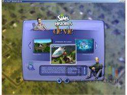 Les Sims Histoire de Vie -img 2