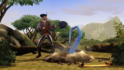 Les Sims medieval pirates & nobles (2)