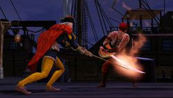 Les Sims medieval pirates & nobles (3)