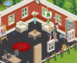 Sims Social 3