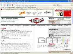 Site Libération
