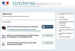 Site timbre électronique