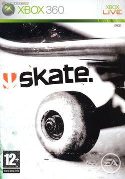 Skate jaquette