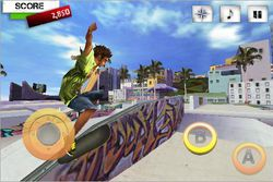 Skater Nation iPhone 01