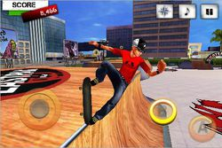 Skater Nation iPhone 04