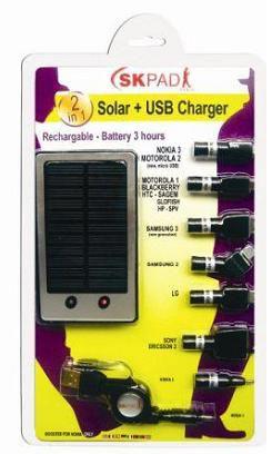 SKPad MS1 solaire