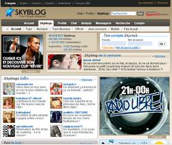 Skyblog 10 millions