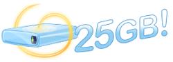 SkyDrive_25 Go