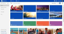 SkyDrive-nouvelle-interface
