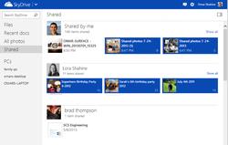 SkyDrive-vue-partage