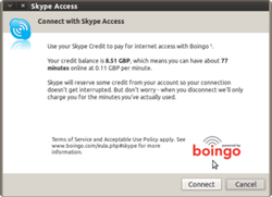 Skype-Access-Linux