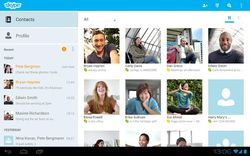 Skype Android 02