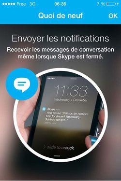 skype ios 3