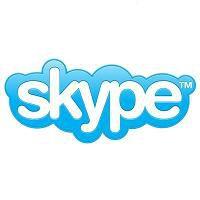 Skype logo pro