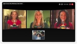 Skype Mac 5 appels groupe