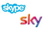Skype-Sky-logos