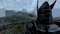 Skyrim - bataille epique