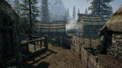 Skyrim Unreal Engine 4 - 3