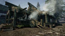 Skyrim Unreal Engine 4 - 4
