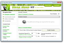 Sleep Moon screen 2