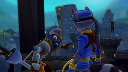 Sly Cooper Thieves in Time - 11