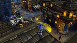Sly Cooper Thieves in Time - 8