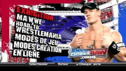Smackdown Vs Raw 2009   1