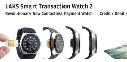 Smart Transaction Watch ABnote LAKS