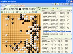 SmartGo screen 1