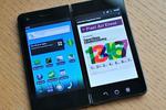 smartphone double écran
