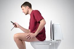 Smartphone toilettes