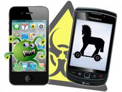 Smartphones Virus Malwares
