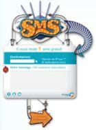 Gadget SMS Bouygues Télécom