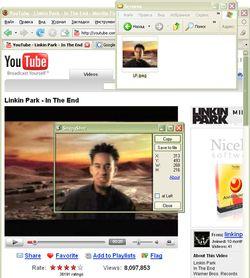SnapaShot screen 1