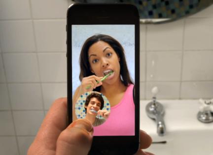 Snapchat-appel-video