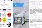 Snapchat Discover : les médias s'invitent dans la messagerie éphémère