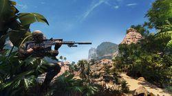 Sniper Ghost Warrior 2 - 1
