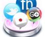Social Lite : accéder à Twitter, Facebook et Gmail depuis son bureau