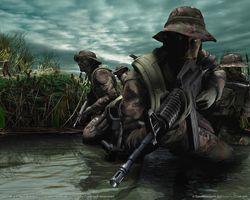 SOCOM : U.S. Navy SEALs - 1