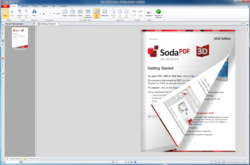 Soda 3D PDF Reader screen1