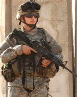Soldat americain irak
